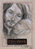 Faramir and Eowyn in the Houses of Healing
